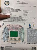 Biglietto Inter - Milan
