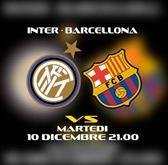 INTER - BARCELLONA martedì 10.12.2019