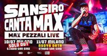 Max Pezzali Pit Gold 11/07