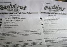 Gardaland - Ideale per Halloween