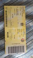 Biglietto Torino pinguini tattici nucleari