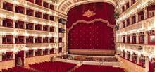 Tosca, teatro san carlo