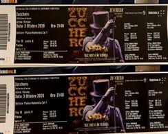 Zucchero Arena di Verona 03/10/20