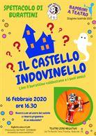 Spettacolo di burattini - Il castello indovinello