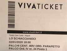 Biglietti per Lo Schiaccianoci al teatro San Carlo di Napoli