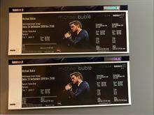 2 Biglietti x Michael Bublè Prima Fila prezzo di costo