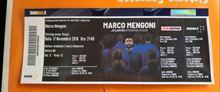 Marco Mengoni 17 novembre Pesaro