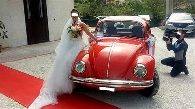 Maggiolino Wedding Matrimonio