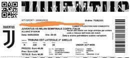 Juve-Milan - under 30
