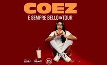 Biglietto concerto Coez Milano tribuna Gold