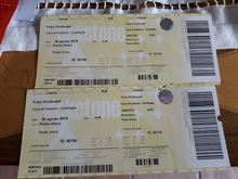 2 biglietti concerto Franz Ferdinand a Grottaglie